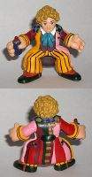 Sixth Doctor - Time Squad by selkie-x
