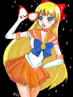 Codename: Sailor Venus by WaCorori