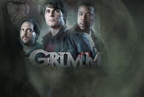 Grimm - Wallpaper by Vampiric-Time-Lord