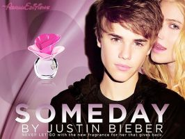 Justin Bieber Someday by AbruuEditions
