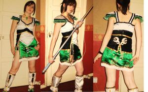 Xing Cai Cosplay, Top Complete by GraceyDarling