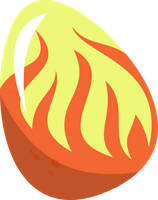 Phoenix Egg Vector by The-Intelligentleman