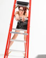 Latex ladder by MrSchultz