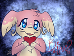 Be Mine? by LupusSilvae