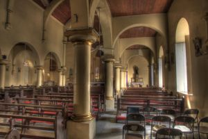 Church HDR by ToeTag