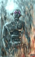 Hot n Cold Muta Robot by ixxs