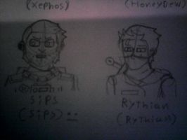 sips and rythain  by Robbie18