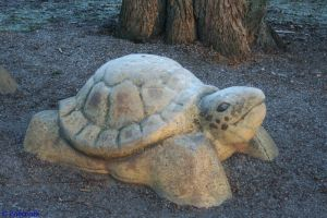 Stone Turtle by Zuberiuth
