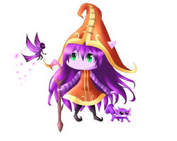 Lulu by Kyubey-chan