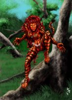Tigra by quibly