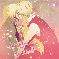 Shizuo and Vorona - I love you So Much by AliceShion