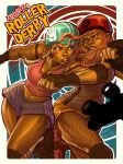 Roller Derby by kidchuckle