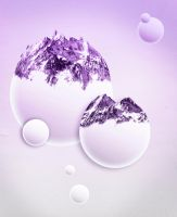 Sphere Mountain by ChiaraLily9