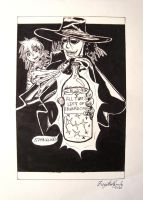 When Alucard meets Edward... by Fregatto