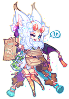 [Event] Starfall Faire - Over! Thank you! by manaberry