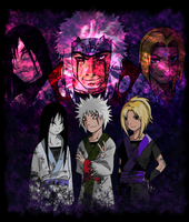Shadows of the Sannin by Blindice