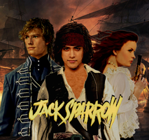 Jack Sparrow Series Poster by AlwaysLoveJD