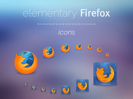 elementary Firefox Icons by loklaan