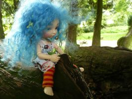 Goddess close to Nature 1 by sbslink