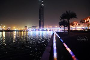 Dubai Festival city 5 by amirajuli
