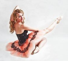 BALLERINA by africanimages