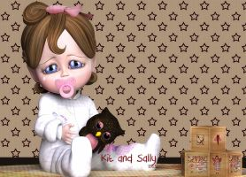 Kit and Sally by Dani3D