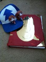 Gravity Falls stuff by Rawrshiram