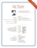 Free Resume Template For Graphic Designers by Designbolts