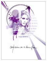 Confessions Tour Poster by smoothdog2000