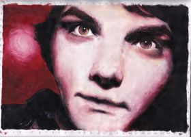 Gerard Way by K8eboo