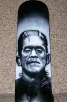 Frankenstein's Monster by PaulSpatola