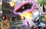 Destroy All Humans Desktop by JackSkellingtonsGal