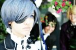 Ciel Phantomhive (And His Stalkers) by YourLittleBocchan