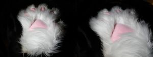 White Handpaws [WIP] by TentacleLoveGoddess