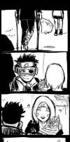If obito had been rescued (obito/rin) by sinemoras