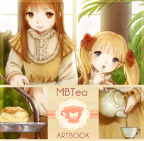 MbTea Artbook Preview by AmiMochi