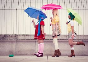 Macross Frontier . Lost in ToraDora! by kazenary