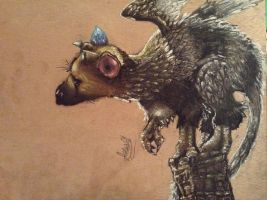 Trico  by jessicathechips