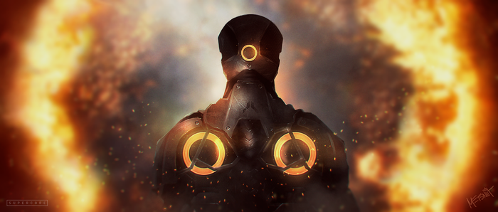 Chaos Agent by vaporization