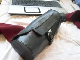 LARP-stuff: Backpouch by dcsnijders