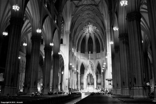 St. Patricks Cathedral..... by WEArnold