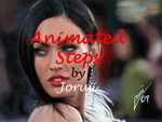 Animated Steps_Megan Fox by Joruji