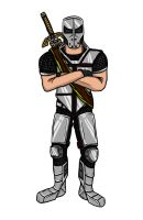 Vorn, Knight for Hire by Cronoman66