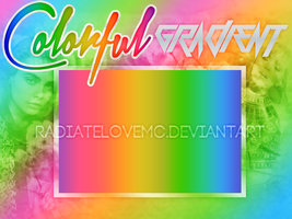 Colorful Gradient by radiatelovemc