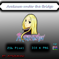 Arakawa Under The Bridge By Jstsouknw by jstsouknw