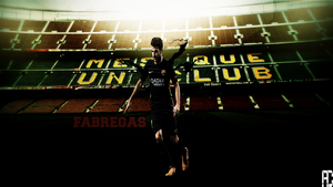 Fabregas Wallpaper Work by ANILDD11