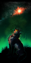 AT-Gazing upwards- by Zencelot