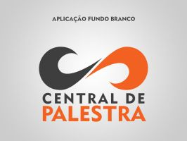 Logo - Central de Palestra by lcdesigner