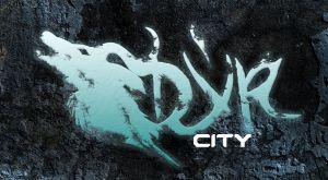 Dyr City - Logo attempt by NadiavanderDonk