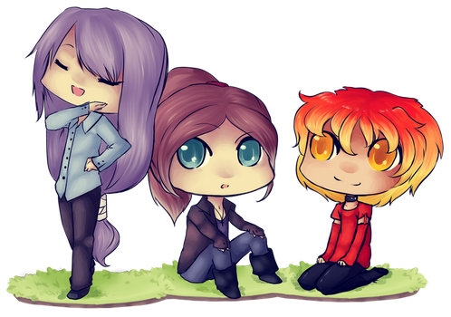 Chibi Prize from Calendae by Aizu-chan